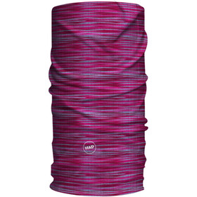 HAD Coolmax Sun Protection Loop Sjaal Kinderen, melange pink